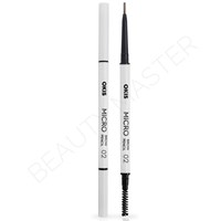 OKIS Micro Brow Pencil 02 Карандаш пудровый - cold blond 0.06g