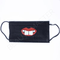 Маска Fashion Mask Mouth with long teeth, 1шт